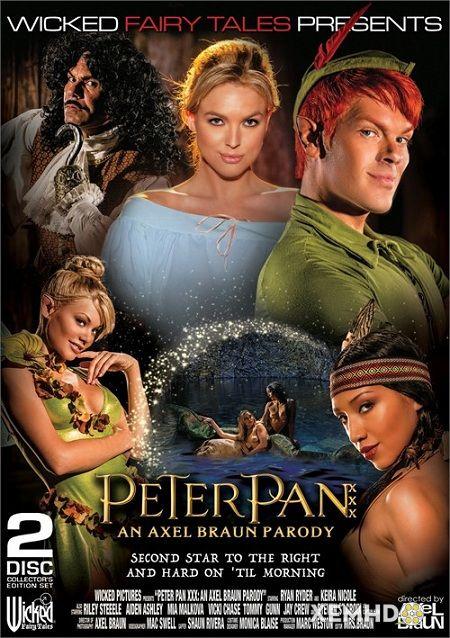 Peter Pan XXX: An Axel Braun Parody 2015